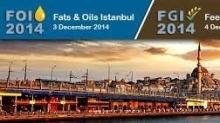 Конференция - Fats&Oils Istanbul 2014 / Feeds&Grains Istanbul 2014
