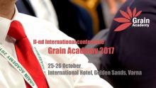 Зърнена Академия 2017, 25-26 Октомври, Варна