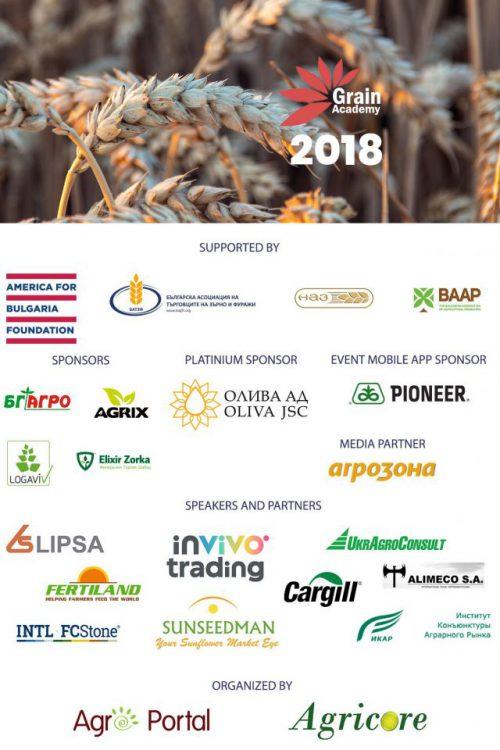 Grain Academy 2018 event